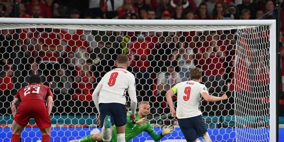 L'UEFA poursuit l'Angleterre après l'utilisation d'un pointeur laser durant le penalty