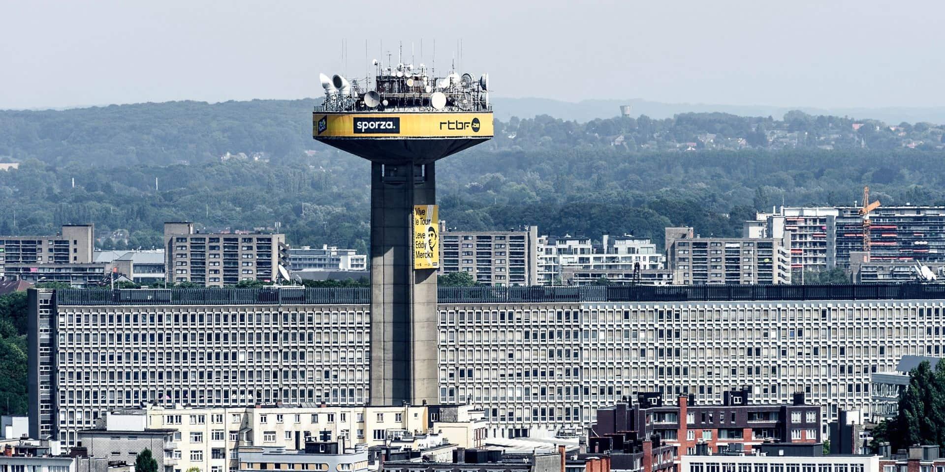 Le Conseil d'Etat a suspendu le permis du futur centre de la RTBF à Bruxelles
