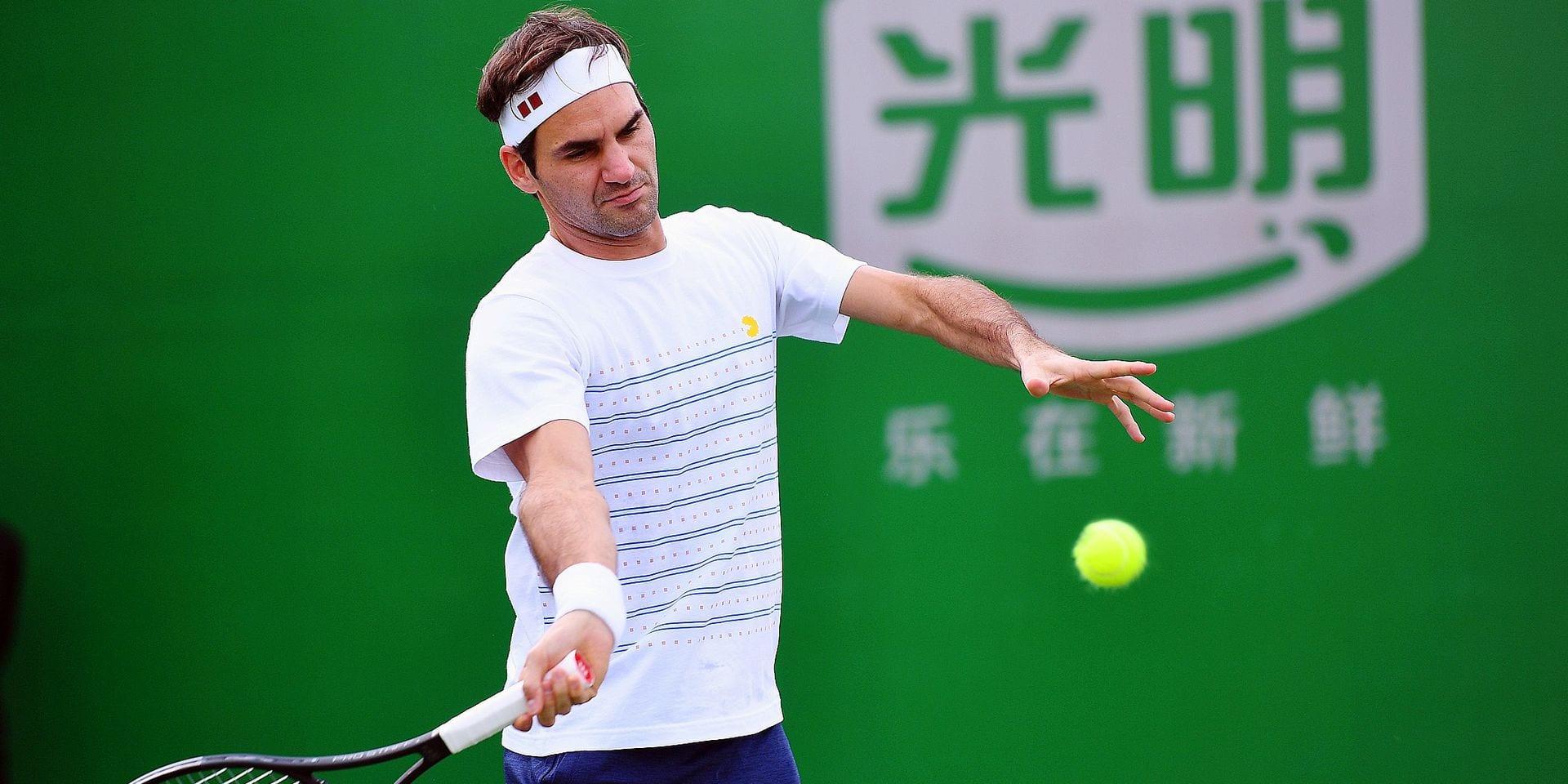 """Roger Federer est confiant avant d'aborder la dernière ligne droite: """"À moi de saisir ma chance"""""""