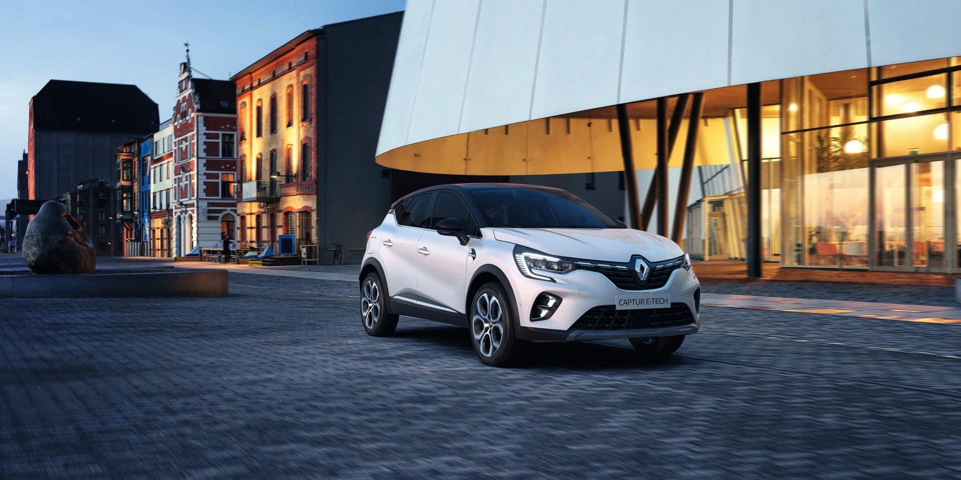 Et la voiture hybride rechargeable la moins chère du Salon est…