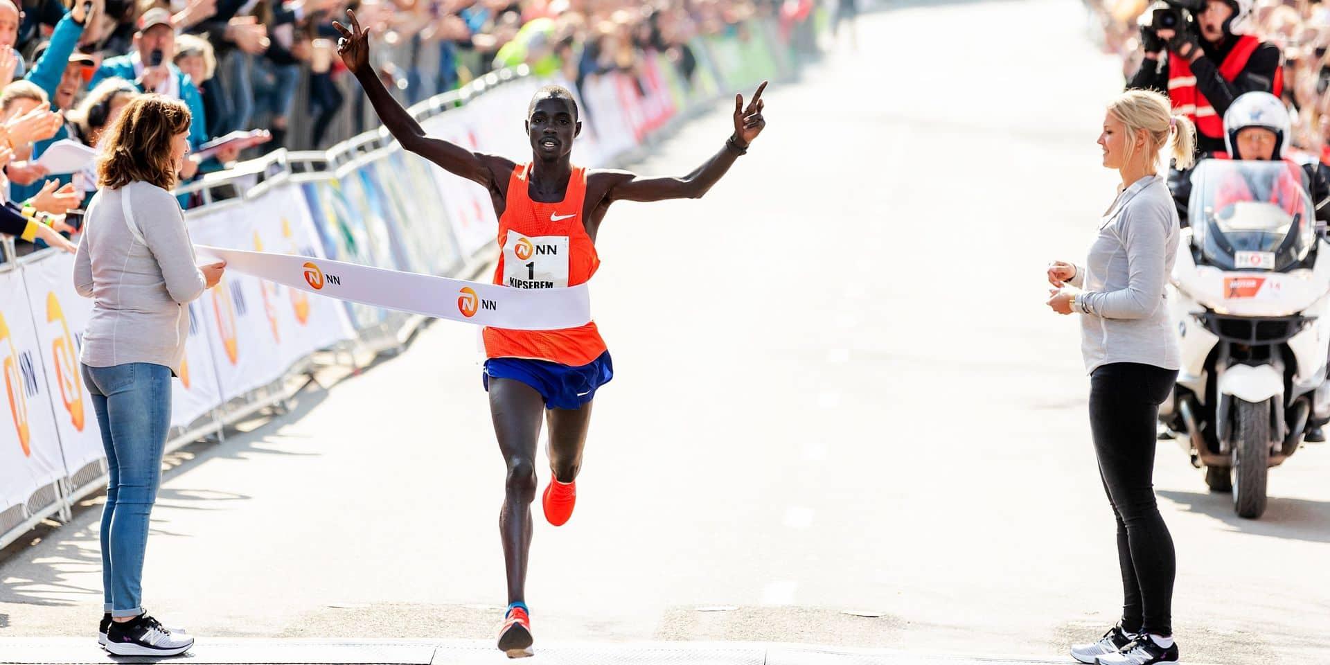 Le marathon de Rotterdam 2021 postposé de six mois