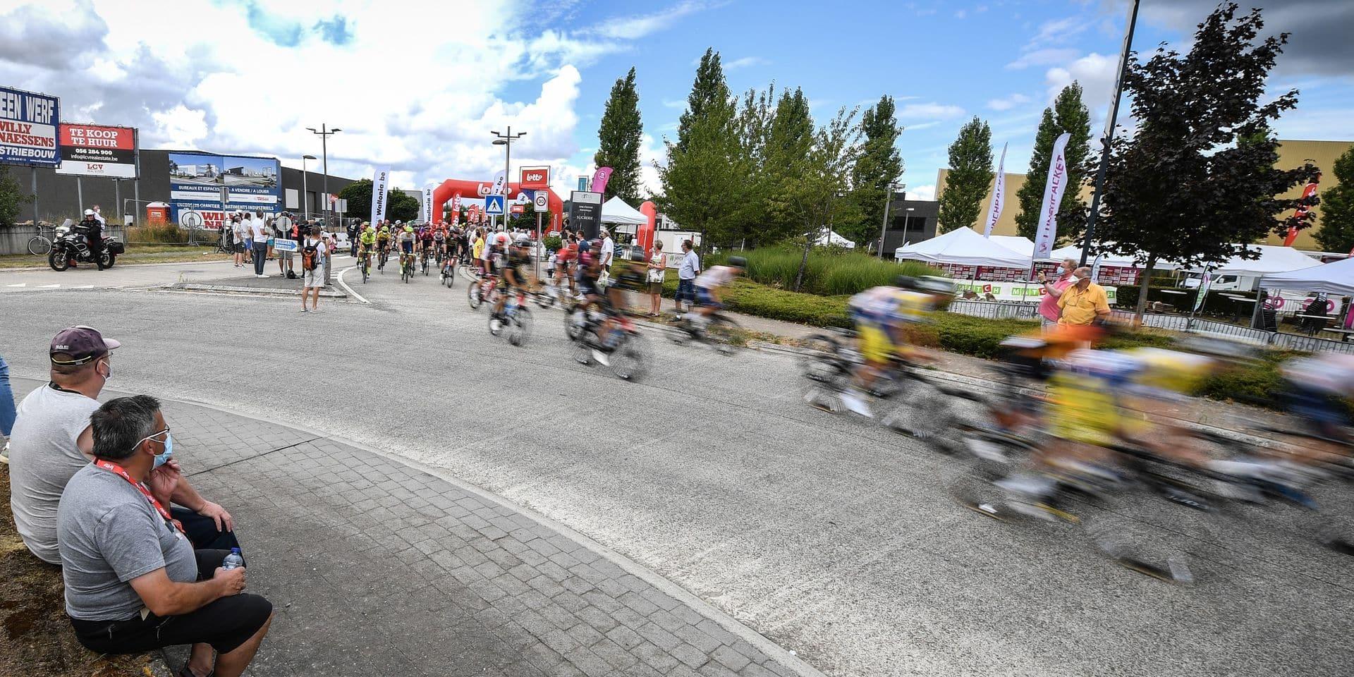 Quand le coronavirus offre au Tour de Wallonie un plateau relevé... et un bad buzz international concernant les routes wallonnes