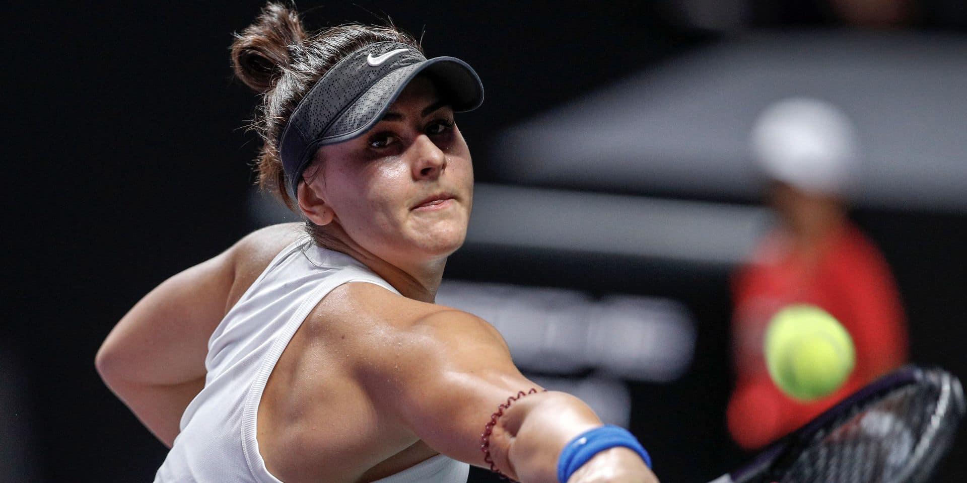 Bianca Andreescu défendra son titre à l'US Open
