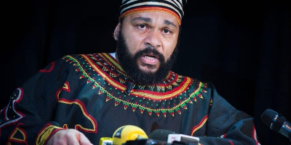 Verviers : le spectacle de Dieudonné s'est terminé sans incidents