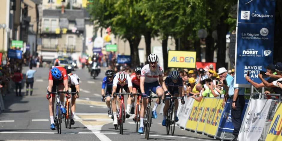 Cyclisme: Tour de l'Avenir: Nouvelle victoire britannique avec le succès de Fred Wright dans la 4e étape