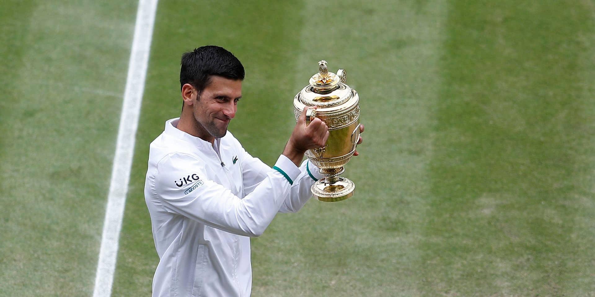 Djokovic va mettre fin au débat sur le plus grand joueur de l'histoire