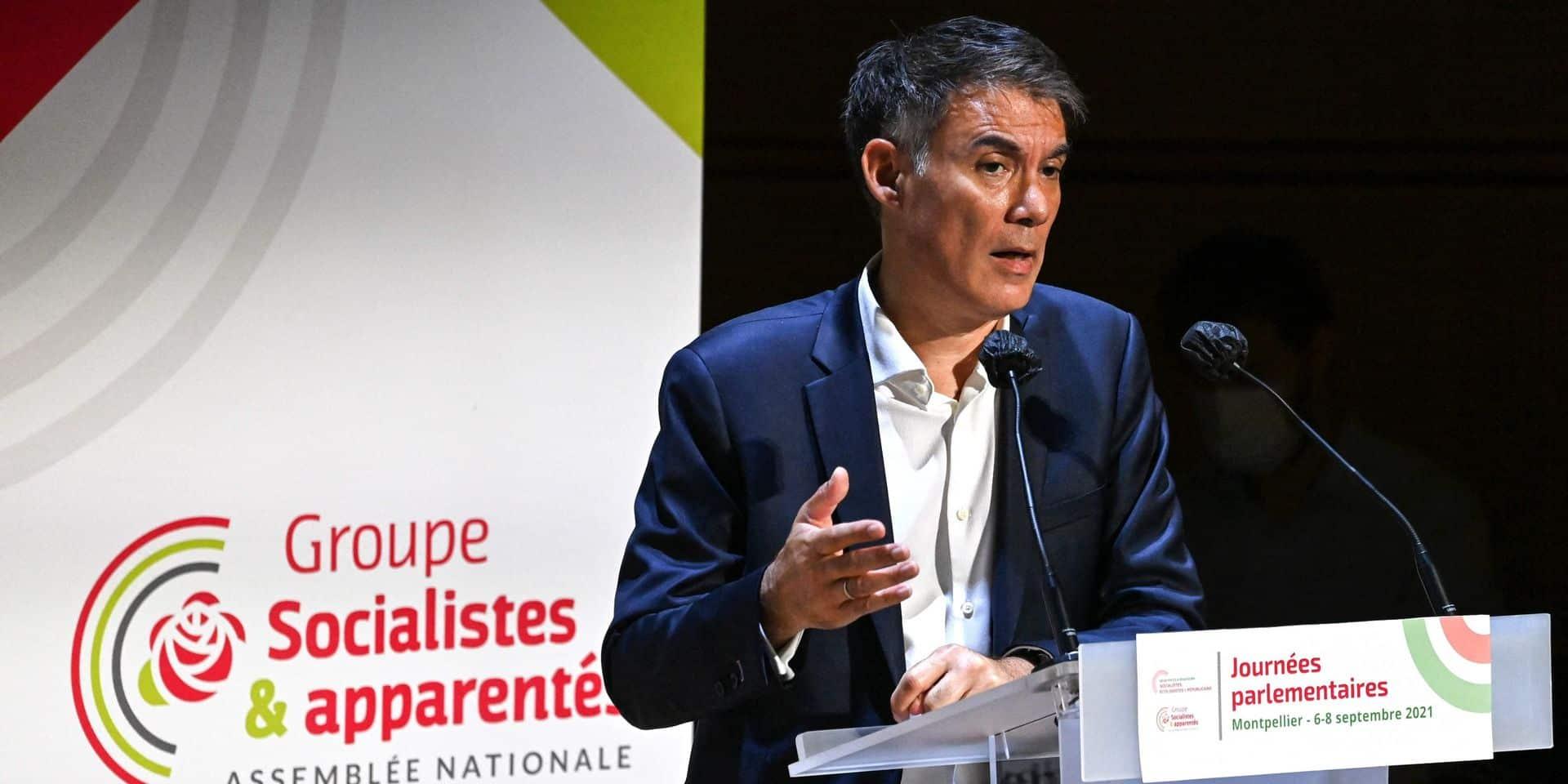 France: Olivier Faure réélu à la tête du Parti socialiste