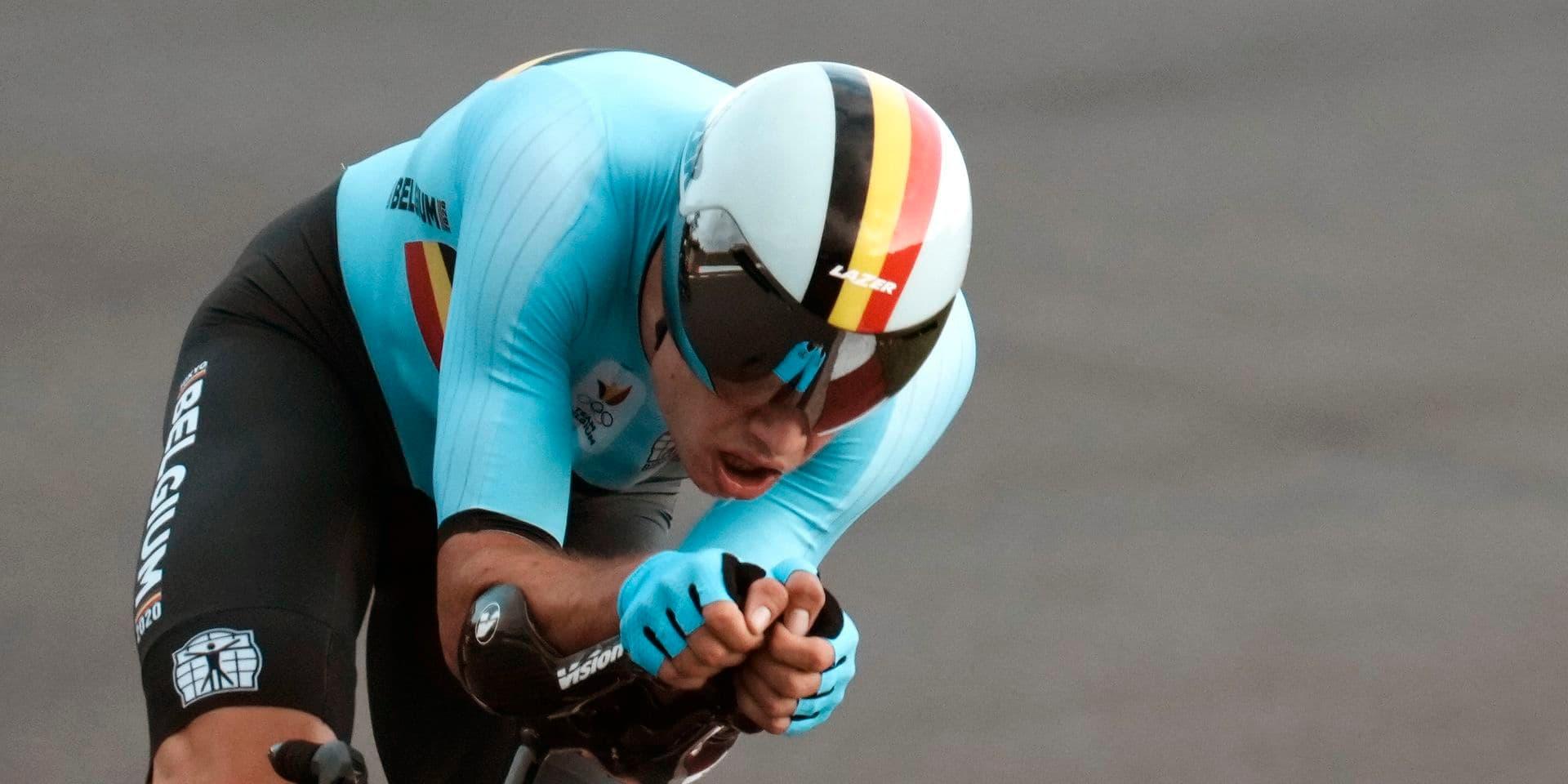 """Un premier maillot arc-en-ciel pour Van Aert à Bruges: """"Le tracé du chrono me convient, je suis en forme, mais je rêve plus de Louvain"""""""