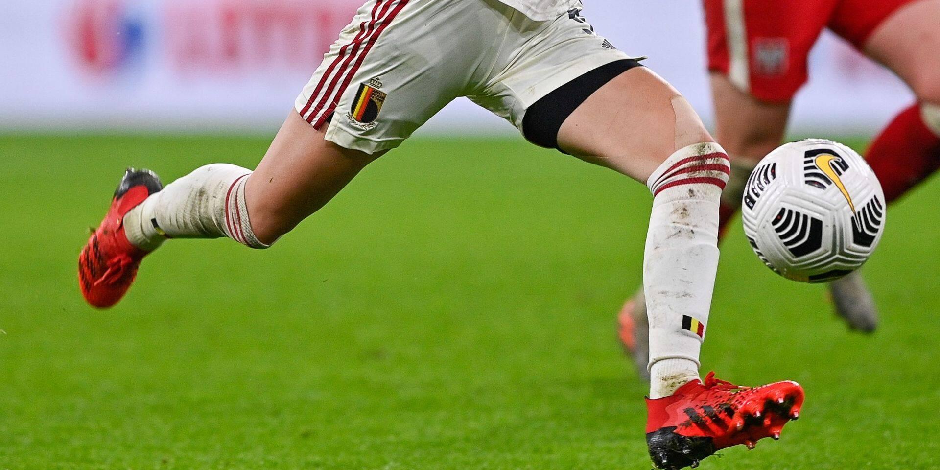 Qualifications Euro 2022 U19 féminin: deuxième victoire pour la Belgique, qui cartonne face à la Slovénie