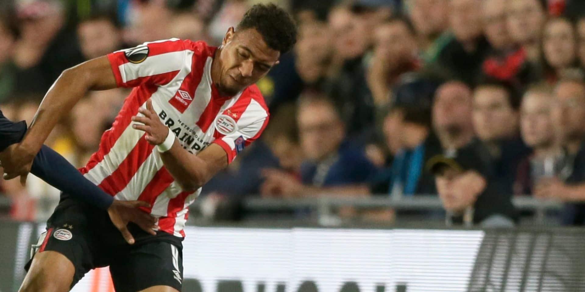 Le PSV et l'Ajax partagent dans le choc, Donyell Malen marque encore (VIDEO)