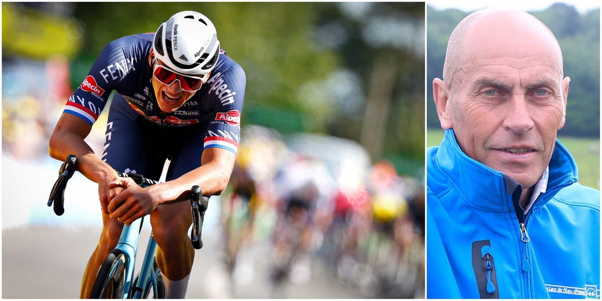 """Jean-Luc Vandenbroucke: """"Ces champions sont une aubaine pour le vélo"""""""