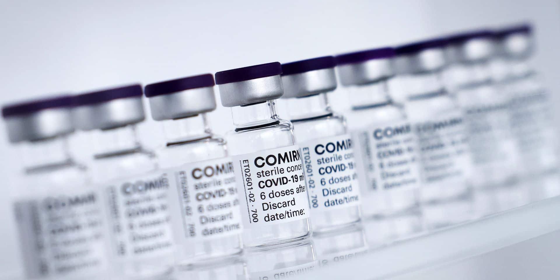 Vaccination: le nouveau contrat européen avec BioNTech-Pfizer a été signé