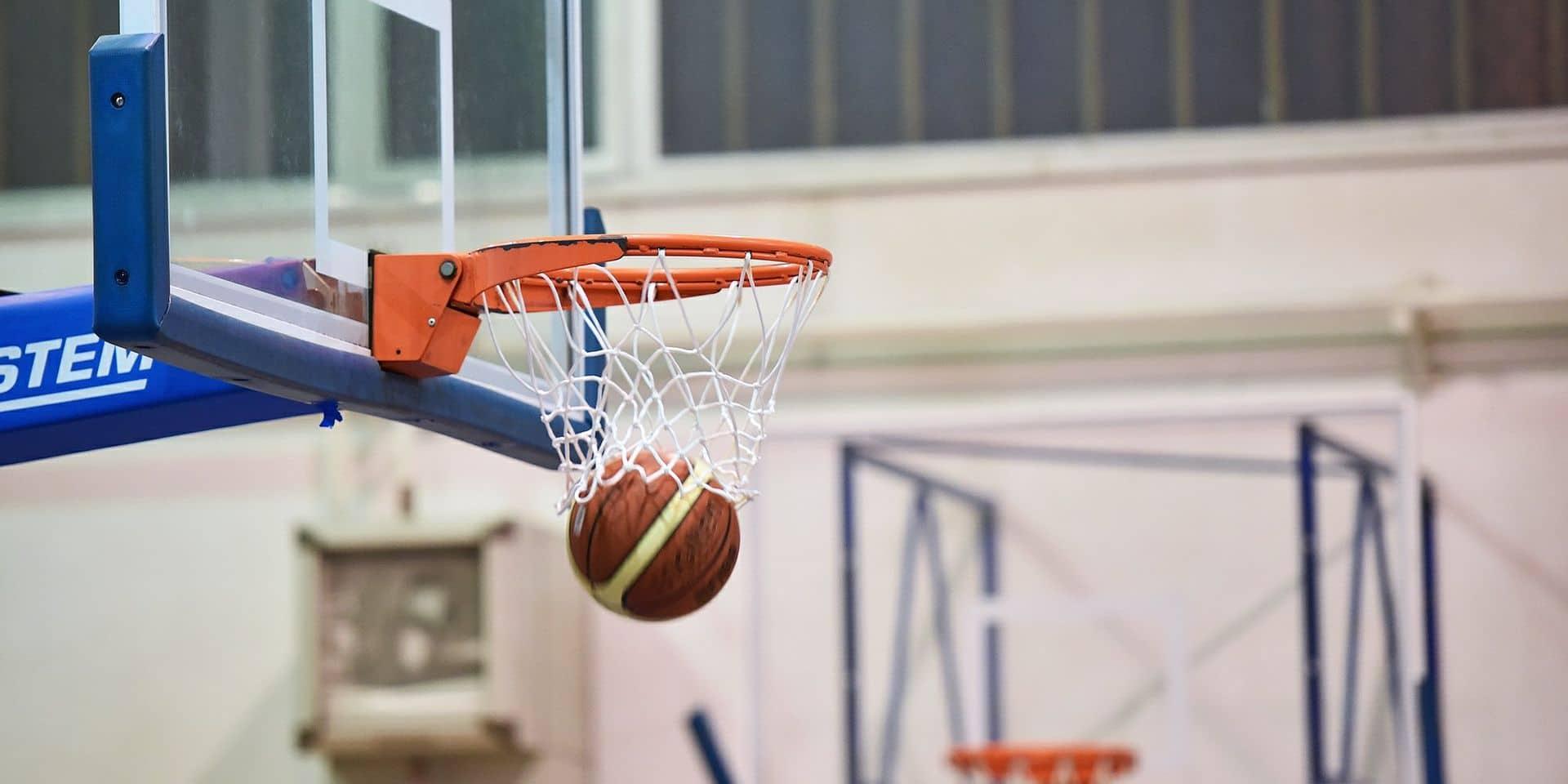 Basket-ball: SFX n'est pas forfait en Coupe de Belgique