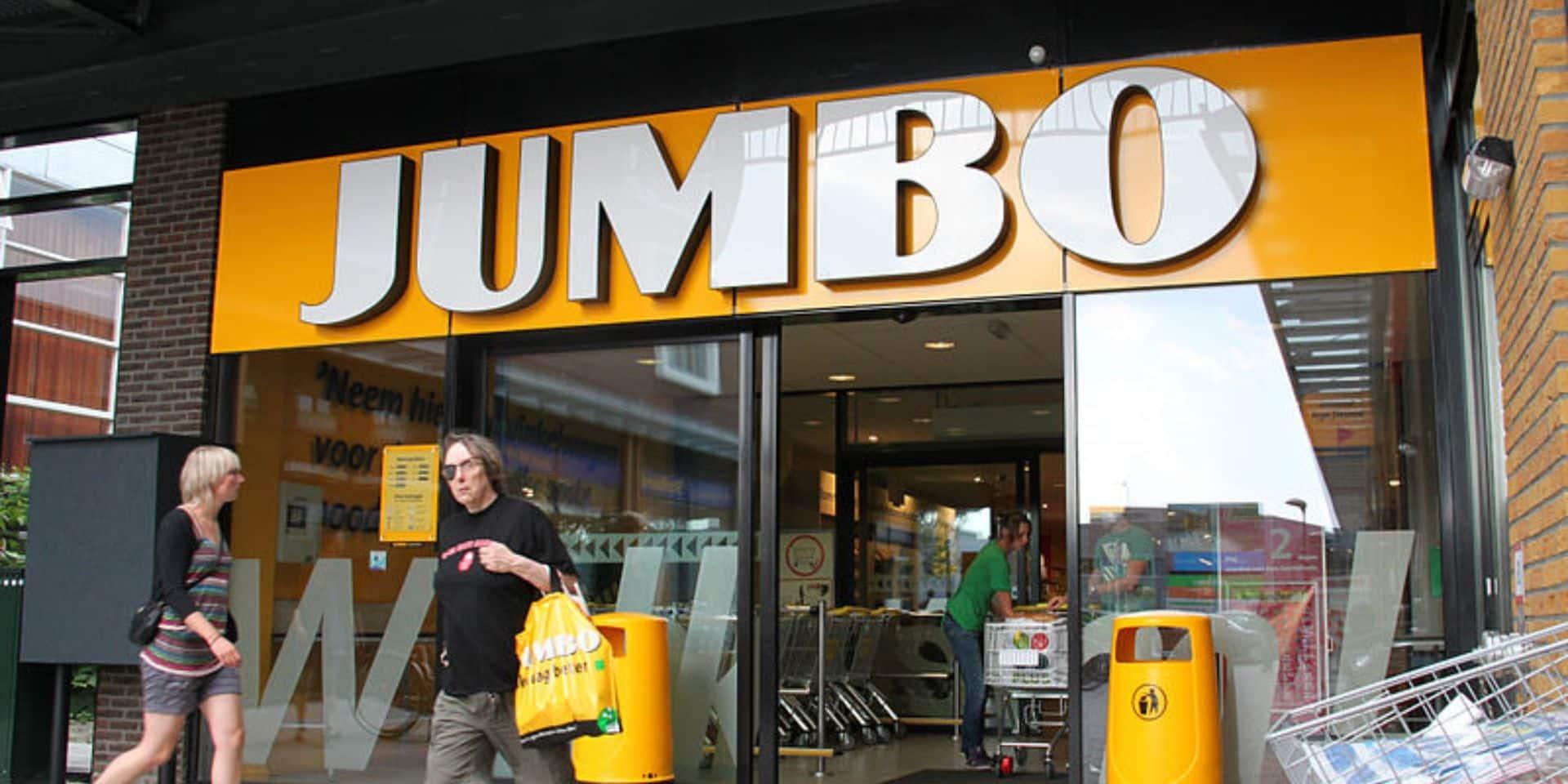 Voici quand et où ouvrira le premier magasin jumbo de Belgique