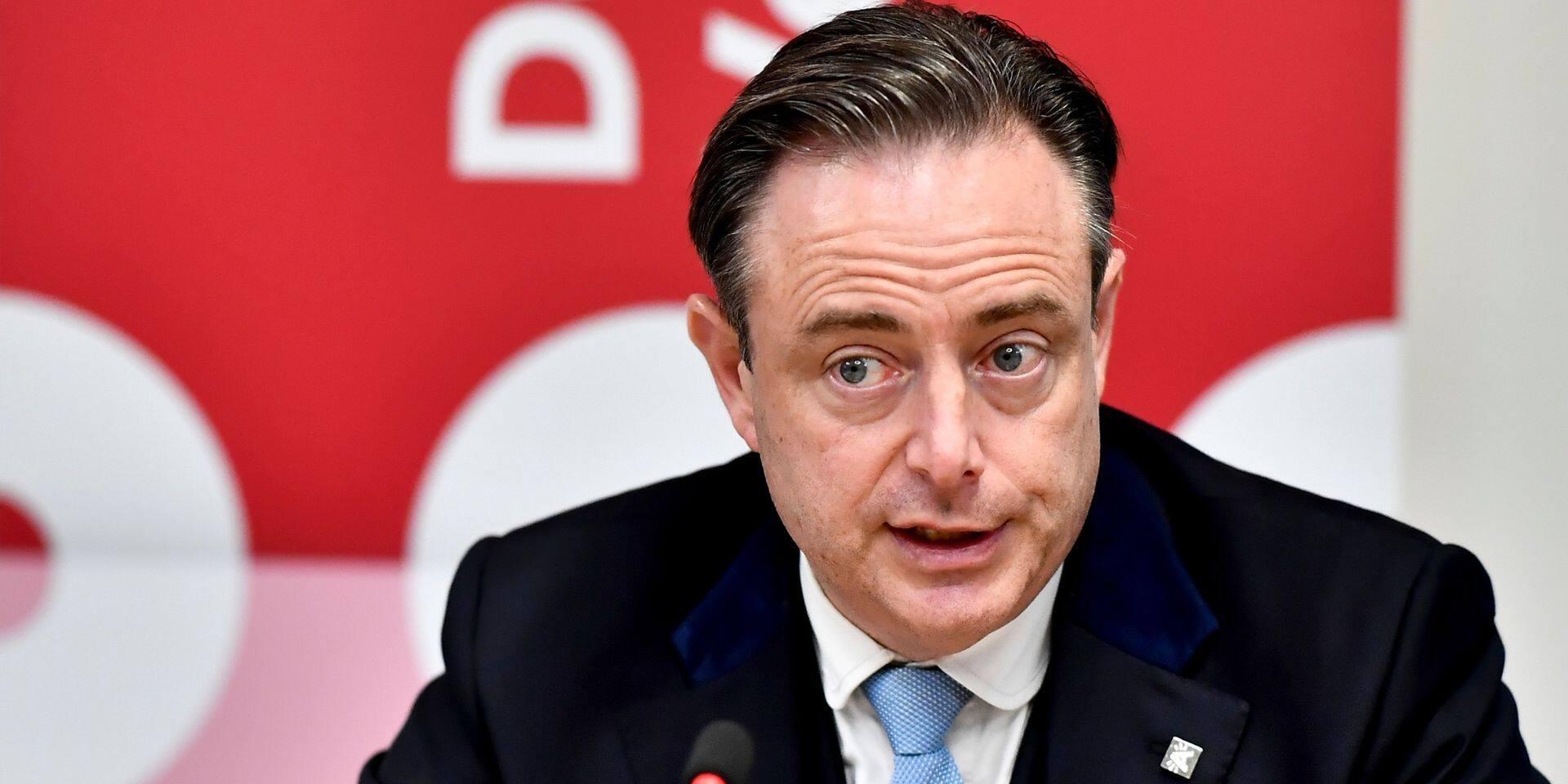 Ce deal que Bart De Wever avoue avoir passé avec une autre personnalité politique