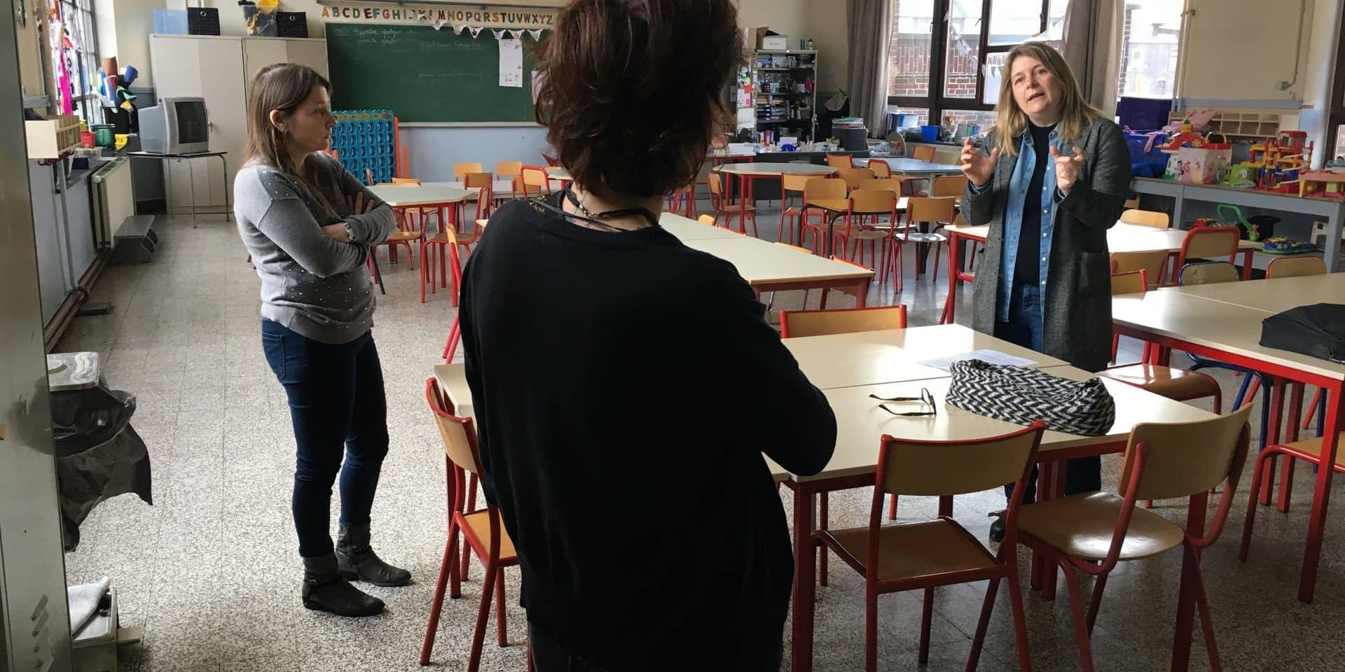 Charleroi: 14 élèves seulement dans les écoles communales ce lundi