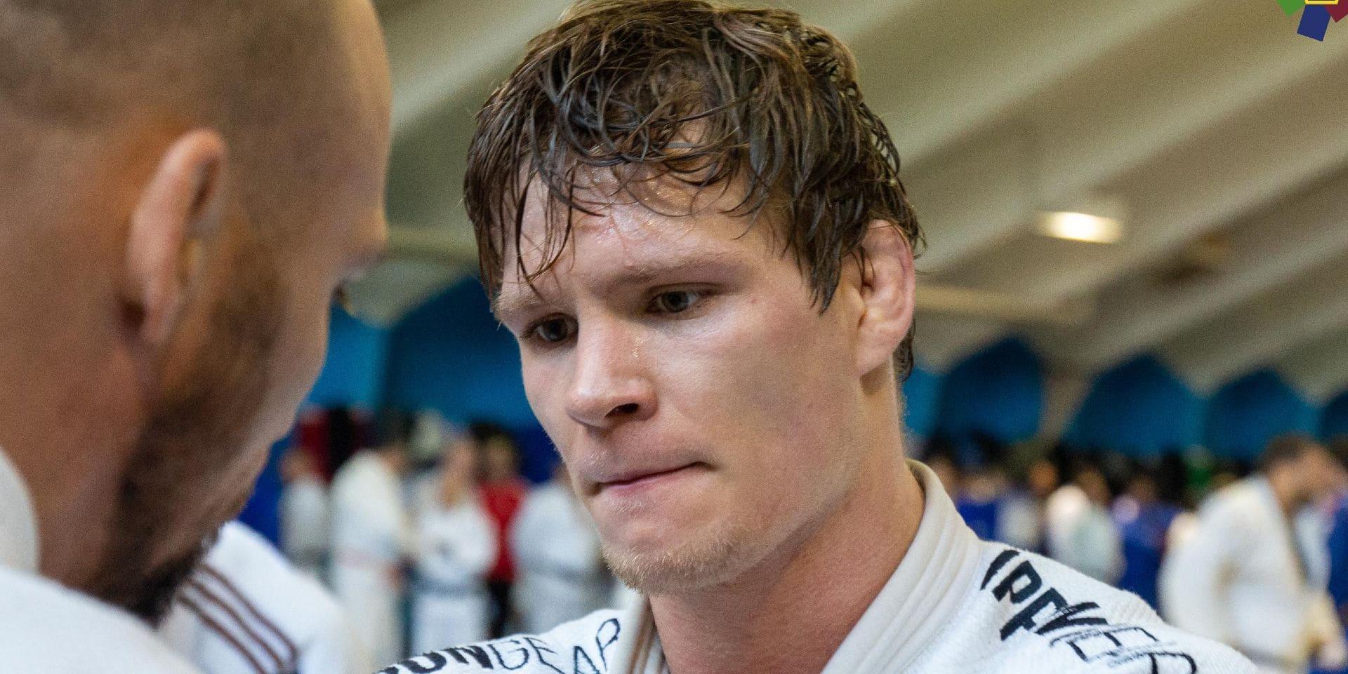 Judo : Matthias Casse forfait pour Budapest !