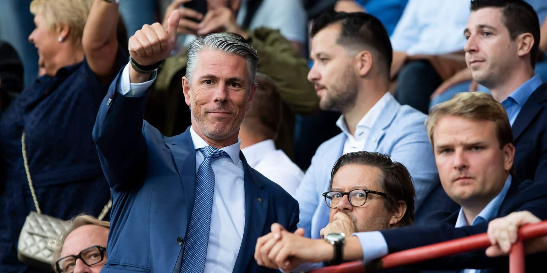 """Michael Verschueren, le directeur général d'Anderlecht: """"Le noyau est suffisant pour gagner"""""""