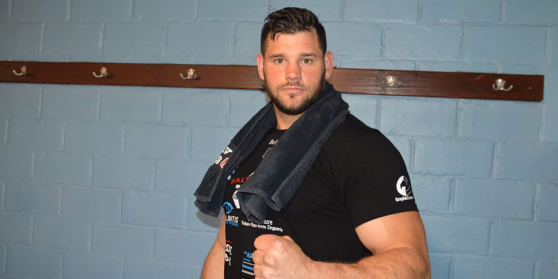 Boxe : Thomas Vanneste combattra bien ce samedi