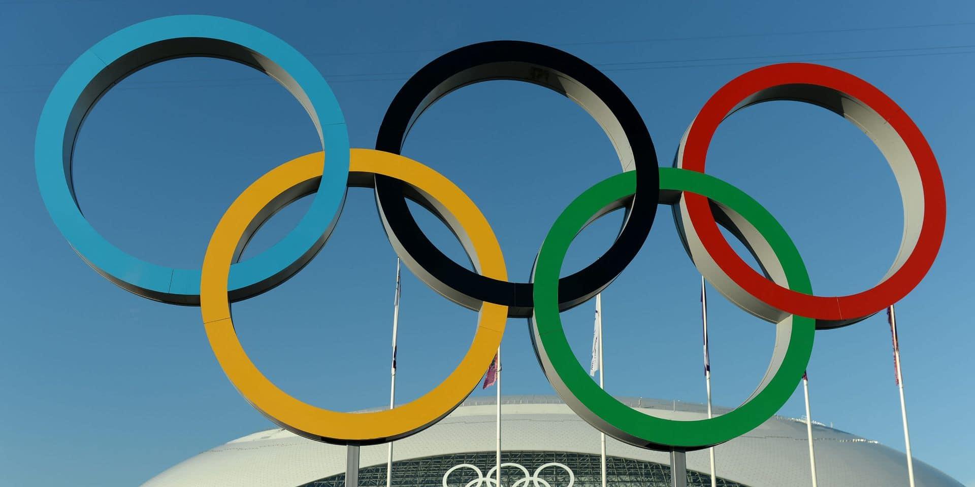 Le logo des Jeux Olympiques de 2024 à Paris a été dévoilé et il ressemble étrangement à celui de... Tinder !