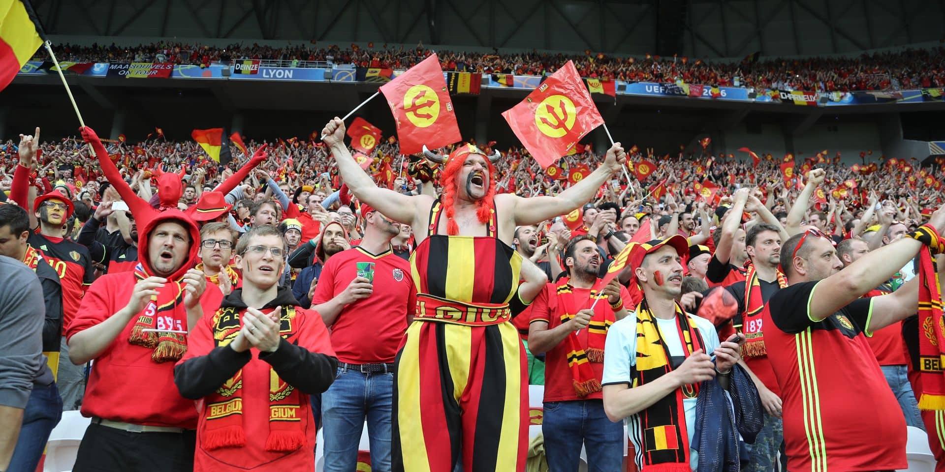 Les fans des Diables boudent l'Euro : ils sont de plus en plus nombreux à rendre leurs billets !
