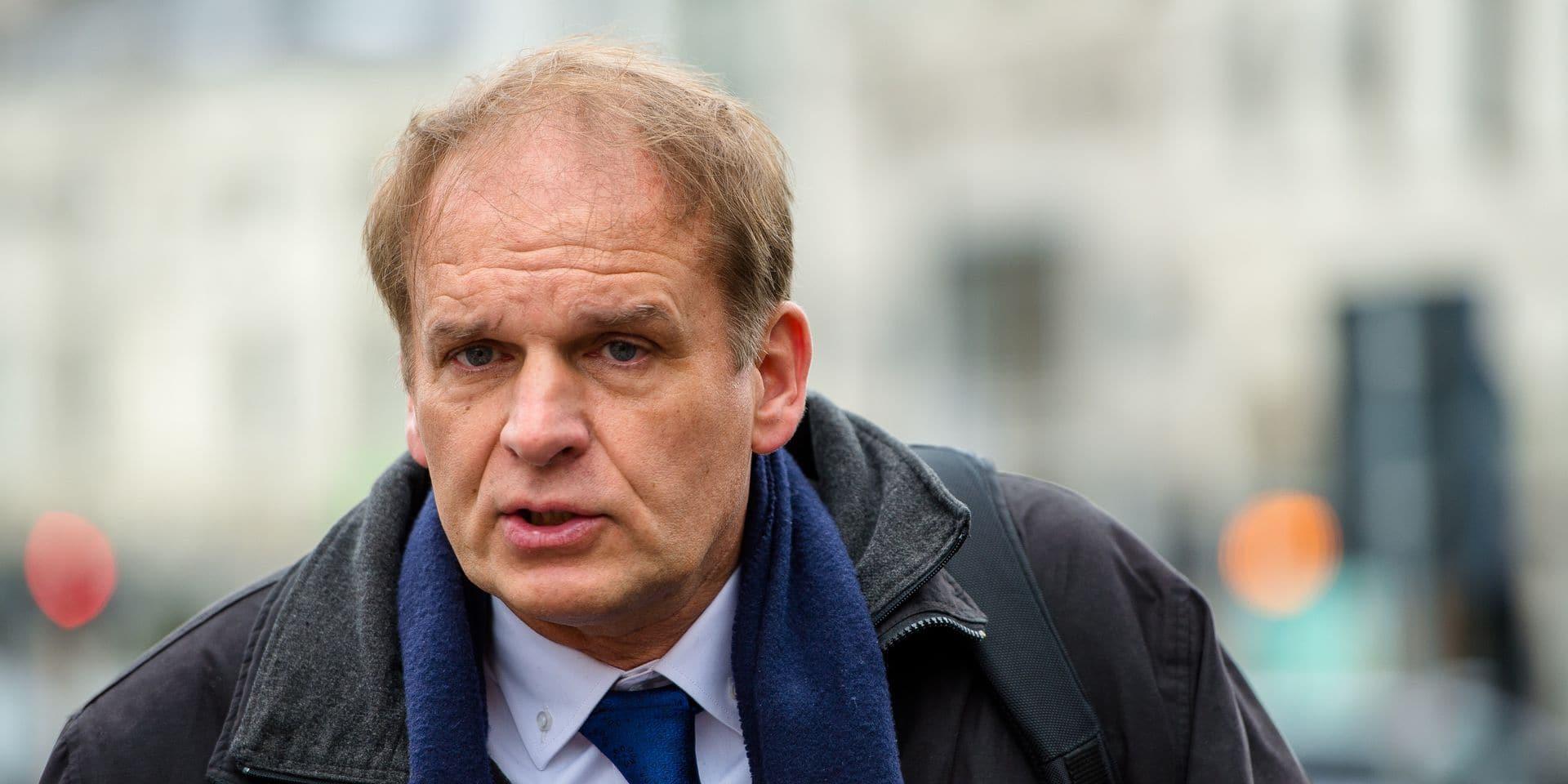 Ixelles : Alain Destexhe ne poussera finalement pas la liste MR !