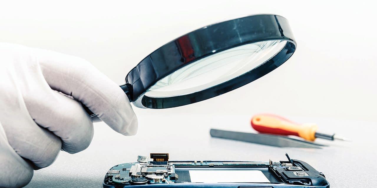 Smartphones, imprimantes, machines à laver : plus de 9.000 plaintes pour des appareils trop vite en panne