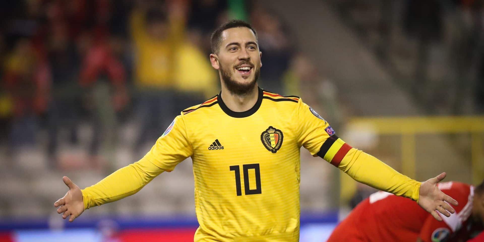 Eden Hazard, deuxième transfert le plus cher de l'histoire derrière Neymar mais devant Mbappé