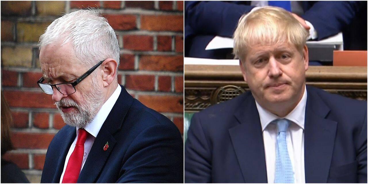 Ultime duel prudent entre Johnson et Corbyn sur fond de Brexit