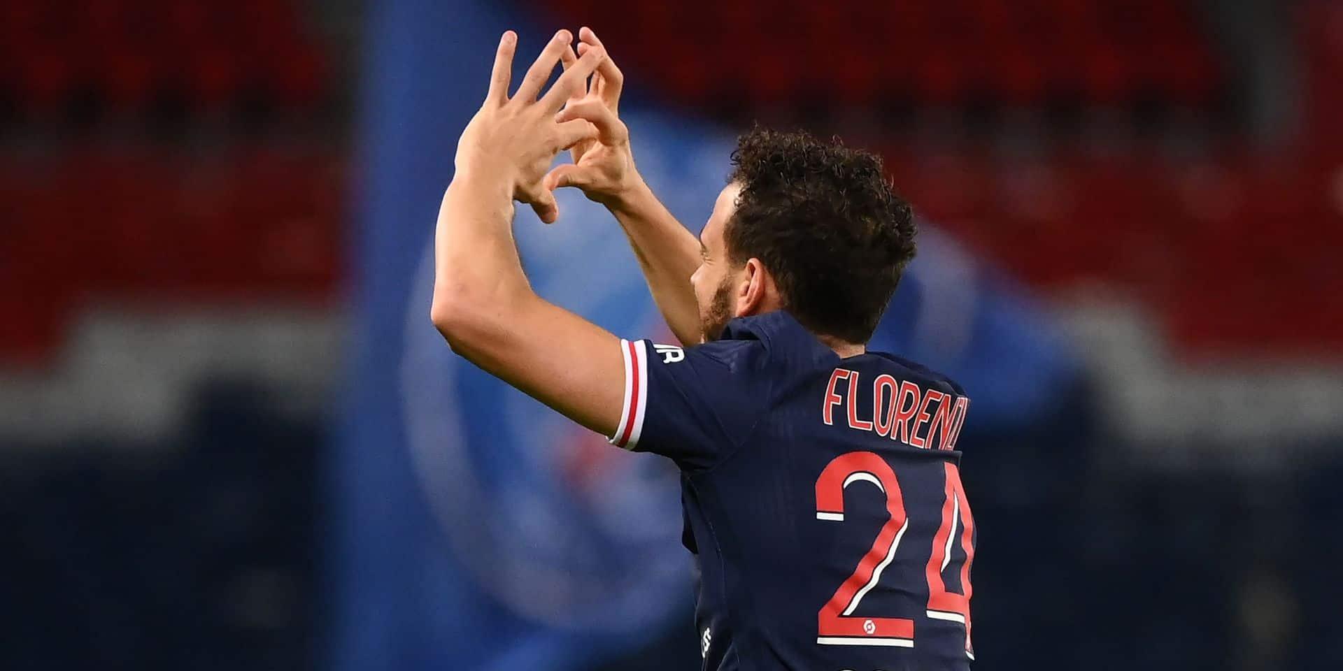 En un mois, Alessandro Florenzi a conquis les supporters du PSG