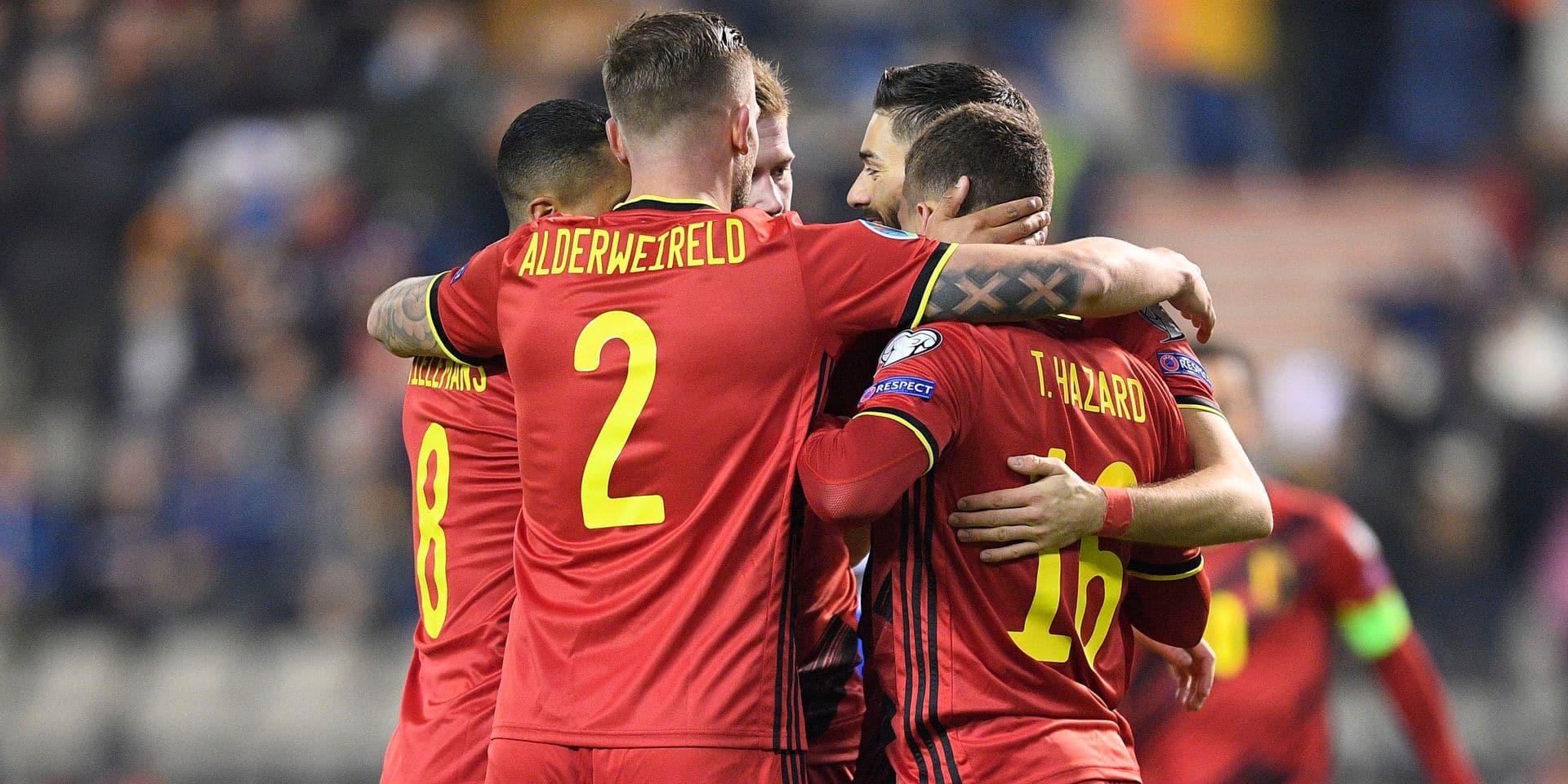 Quiz: Êtes-vous incollable sur les sélections belges en grands tournois?