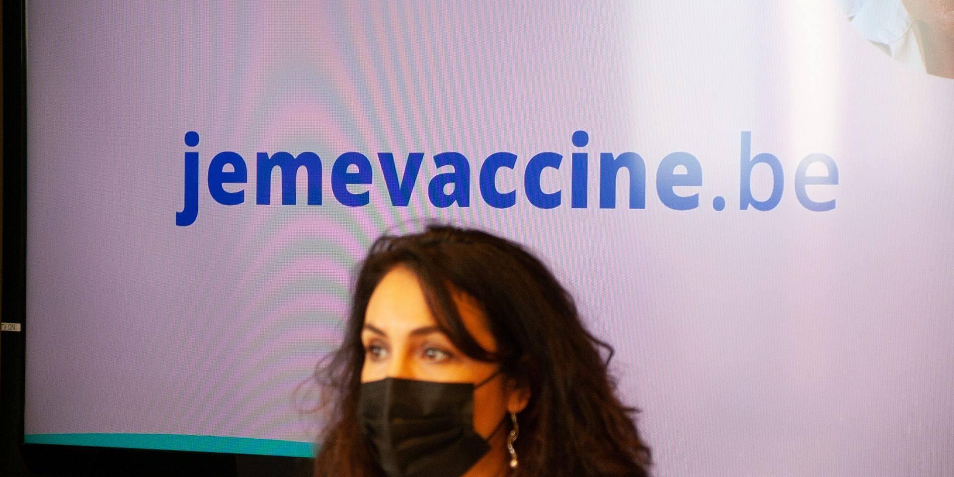 Modalités d'invitation, élargissement du public cible, optimisation des centres: la Wallonie accélère le tempo de la vaccination