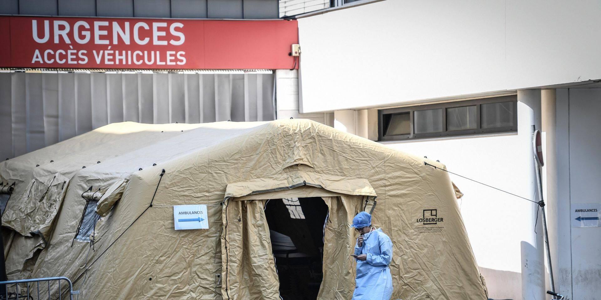 L'AWSR appelle à lever le pied pour ne pas encore aggraver la situation dans les hôpitaux
