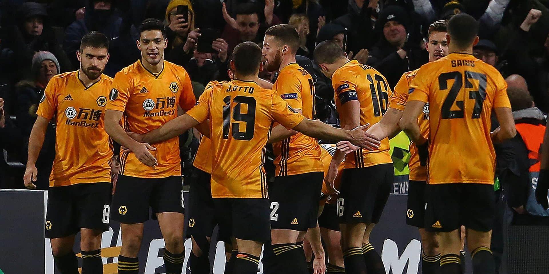 Dendoncker et les Wolves: la surprise du chef en Europa League