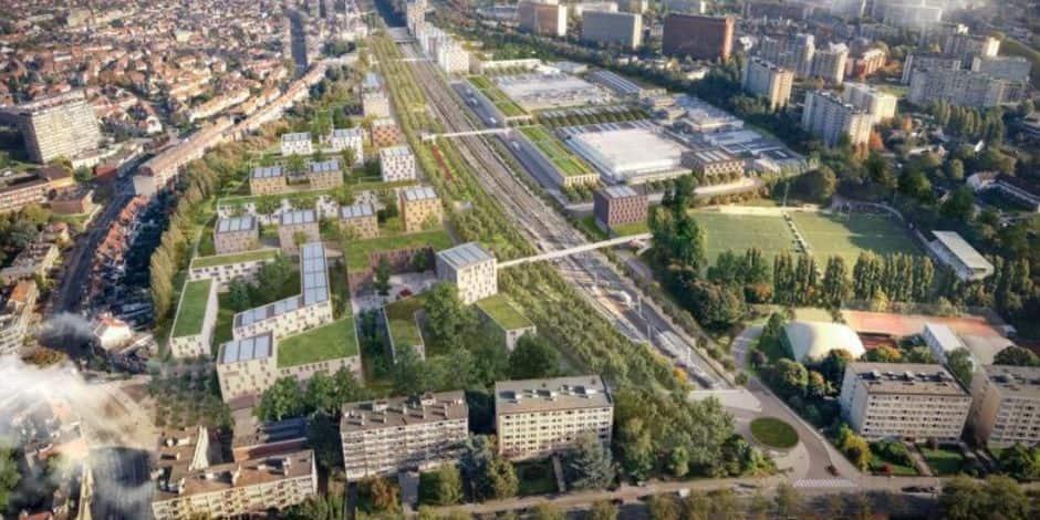 Schaerbeek : La commune dit non à l'éco-quartier Josaphat