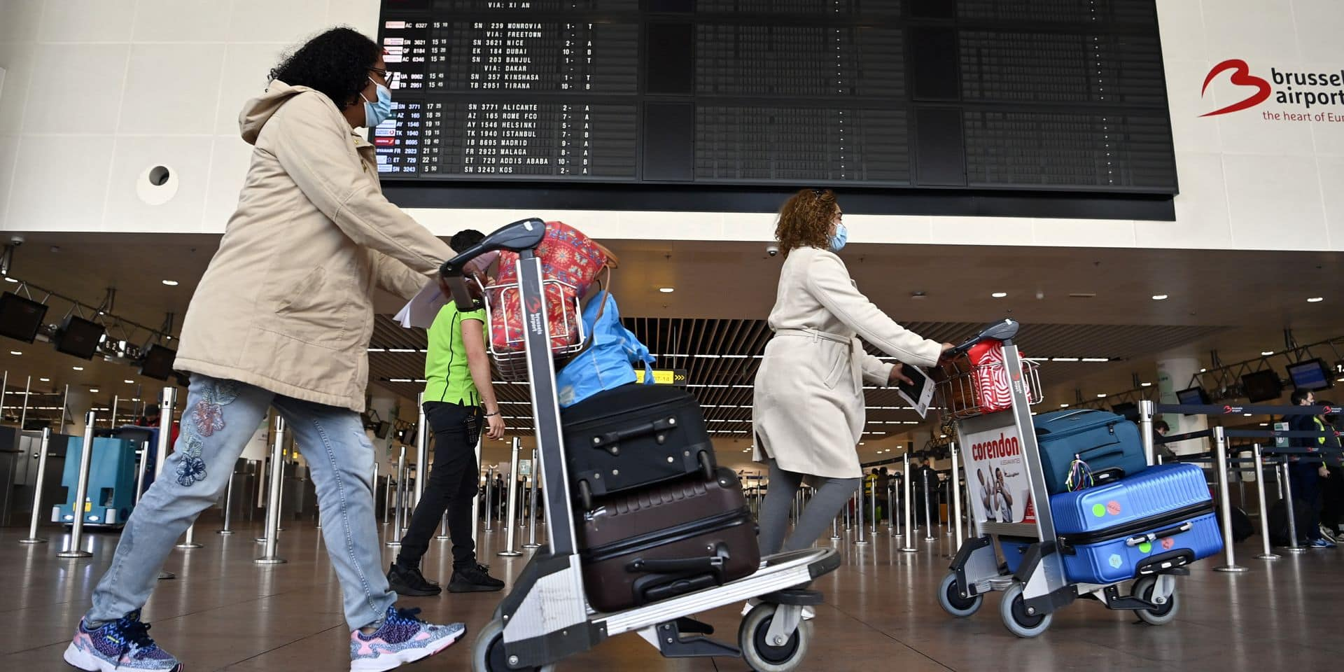Brussels Airport s'attend à accueillir 10 millions de passagers cette année