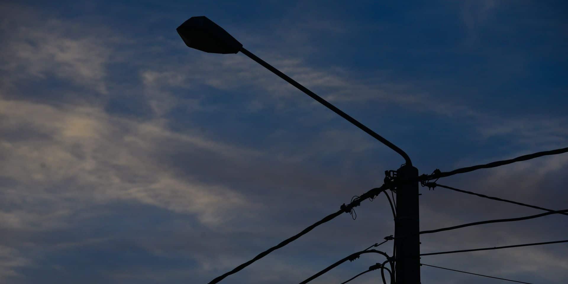 Une importante panne de courant touche Rixensart et Lasne: pas d'électricité avant minuit !
