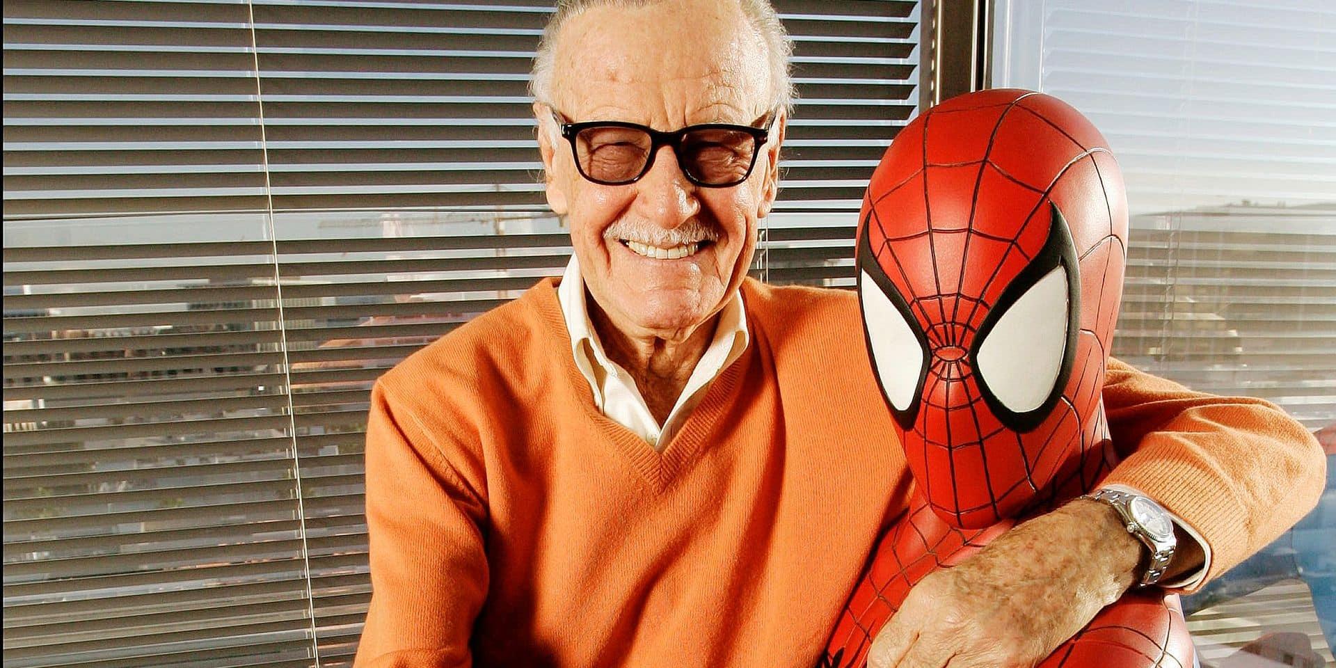 Comic Book Icon Stan Lee