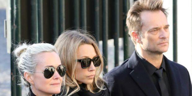 Héritage de Johnny Hallyday: un tribunal de Los Angeles reporte encore sa décision
