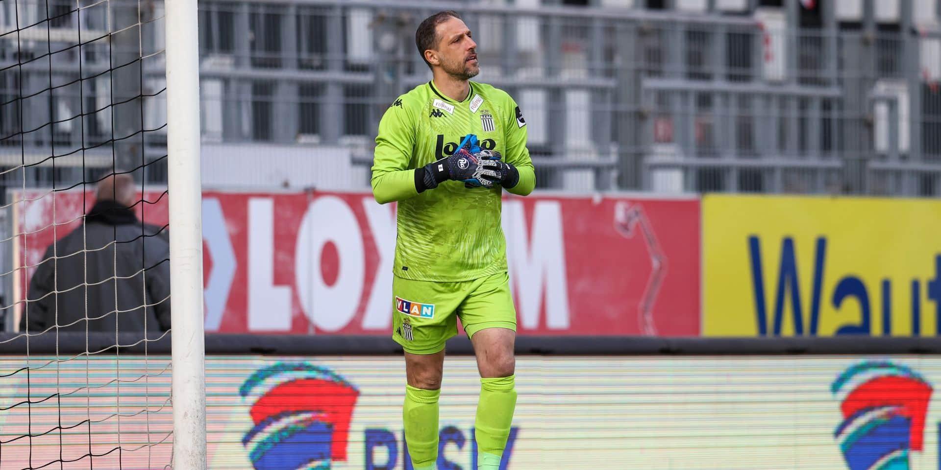 Penneteau a quitté Charleroi pour un contrat de 2 ans à Reims
