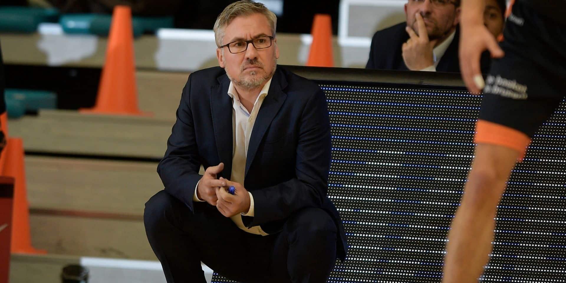 Euromillions Basket League: le Brussels surpris à domicile par Malines 61-74