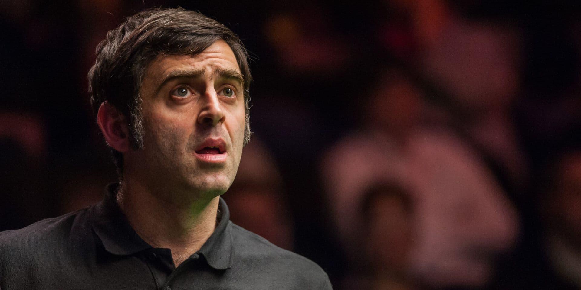 """Championnat du monde de snooker : Ronnie O'Sullivan pense que les joueurs sont """"traités comme des rats de laboratoire"""""""