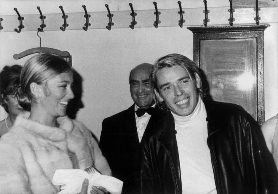 1968. Rencontre avec Jacques Brel.