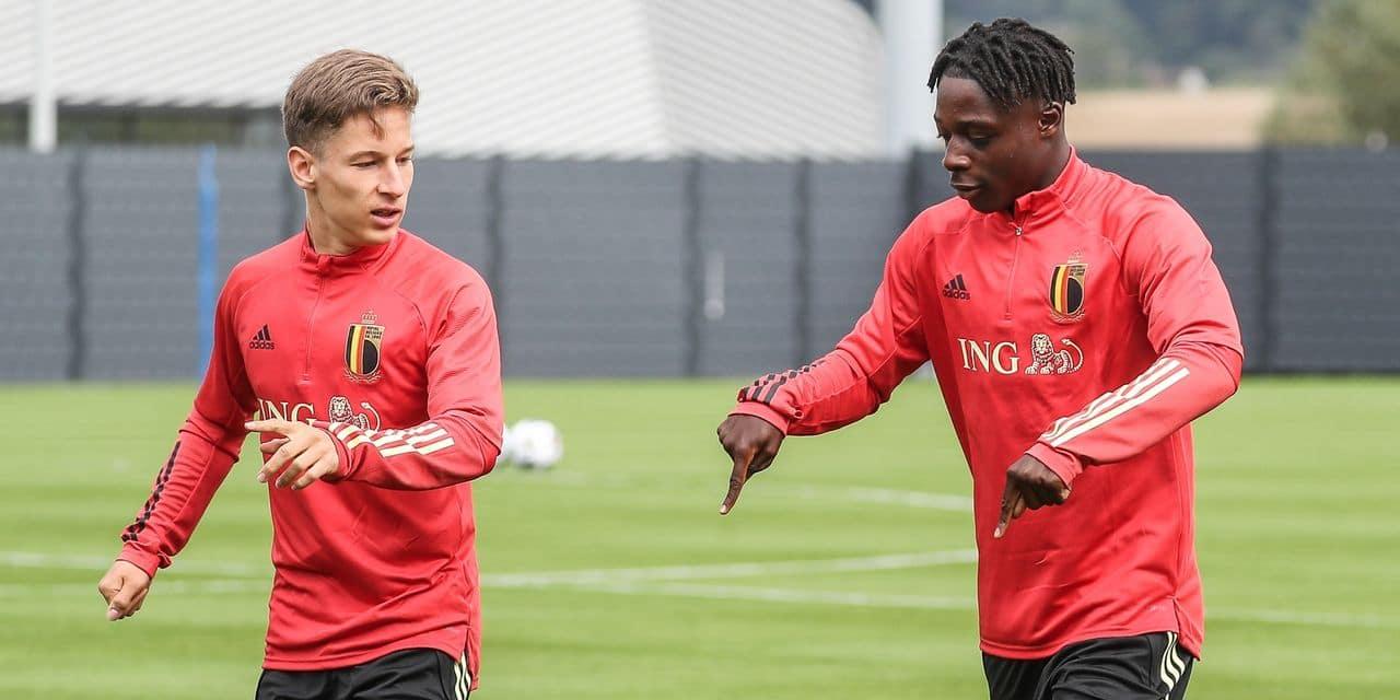 Cinq Belges dans les 50 meilleurs jeunes joueurs du monde, selon l'Equipe! - dh.be