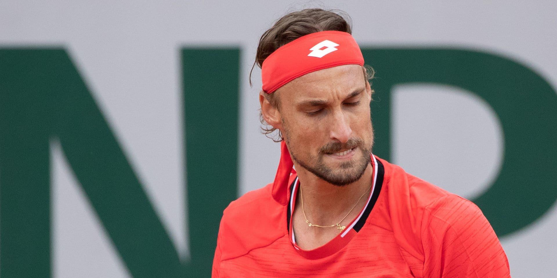 Wimbledon: Ruben Bemelmans premier Belge à rejoindre le 2e tour des qualifications