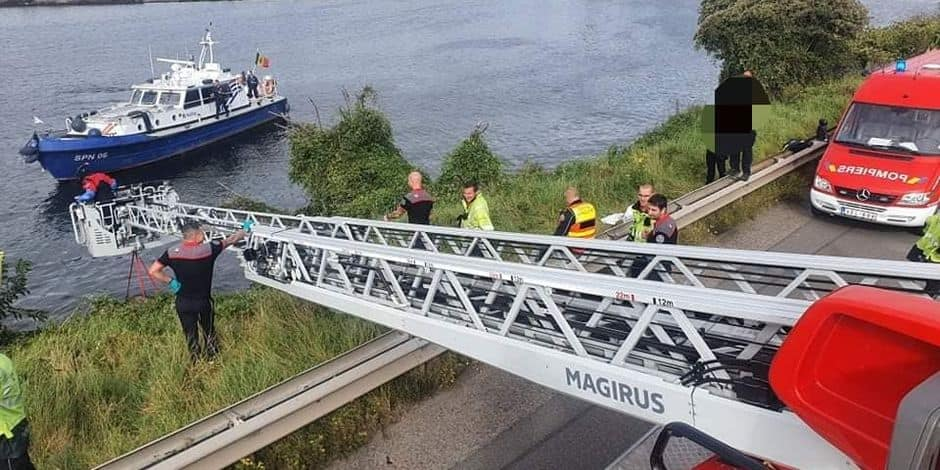 Liège : un corps sans vie repêché à l'Île Monsin