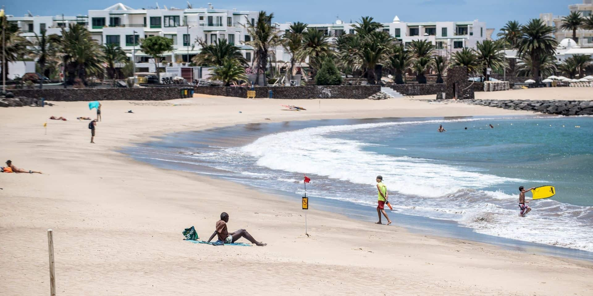 Beaches on Canary islands awarded a total of 56 blue flags