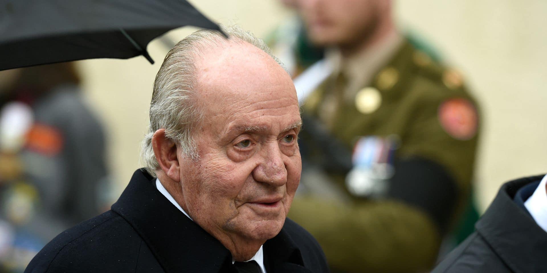 La propriété de l'ex-maîtresse de Juan Carlos : un manoir à 6 millions