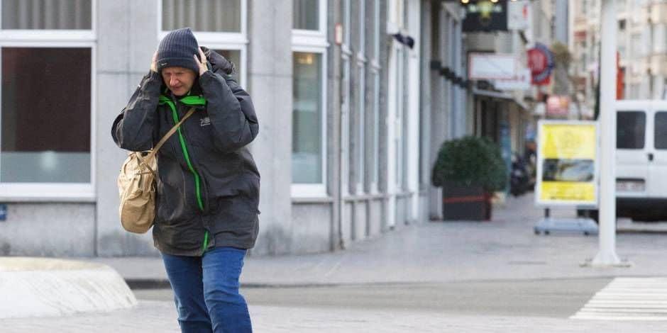 Tempête Ciara: les recommandations des pompiers de Bruxelles