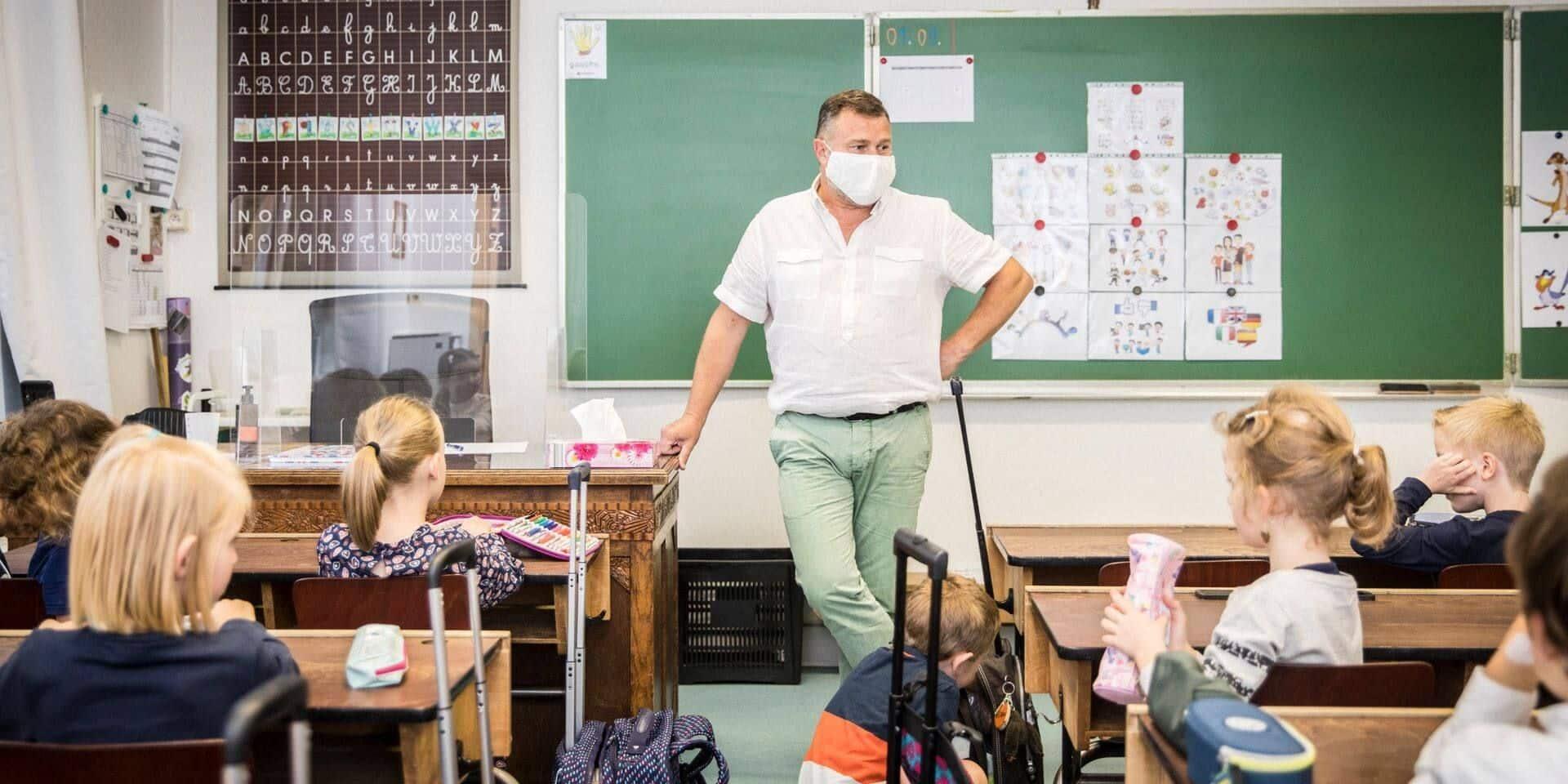 La Ville de Bruxelles a réussi à résorber sa pénurie d'enseignants